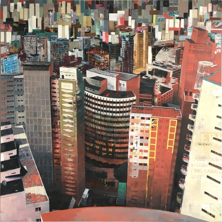 3. Concrete Jungle (Sao Paolo)