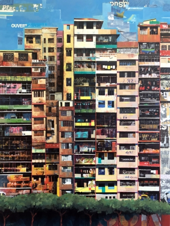 4. Concrete Jungle (Kowloon)