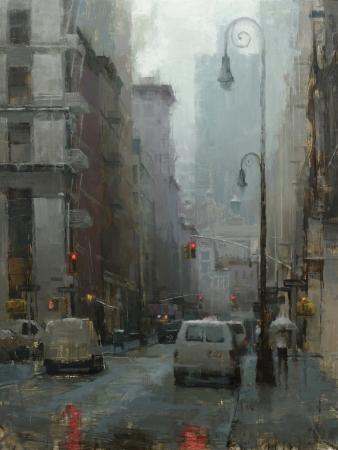 December Morning in NY