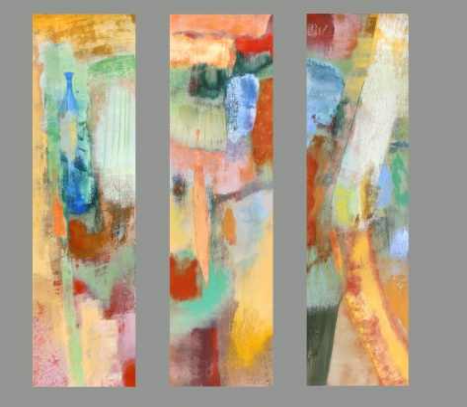 Ross Lake triptych