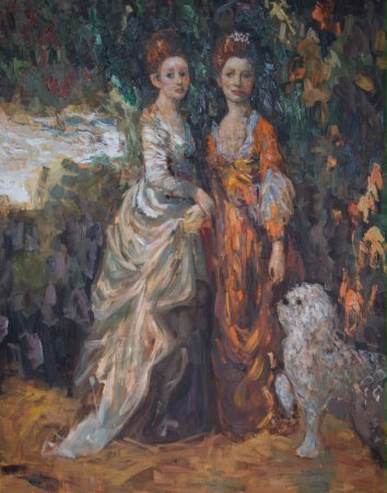 Sisters\' Promise - from Gainsborough