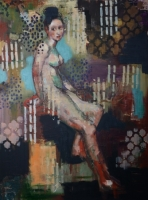 Colored Nude